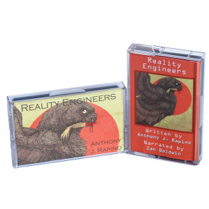 Modern & Retro 'Reality Engineers' USB Tapes