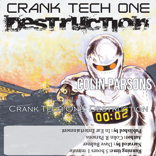 Crank Tech One: Destruction 'Modern'