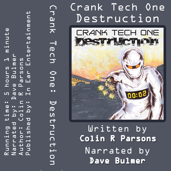 Crank Tech One: Destruction 'Retro'