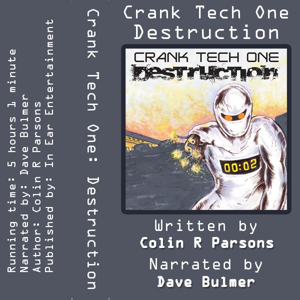 Crank Tech One: Destruction 'Retro'