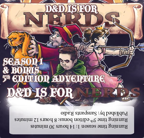 D&D is for Nerds 'Modern'