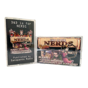 D&D is for Nerds Series 2