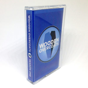 Wooden Overcoats USB Tape