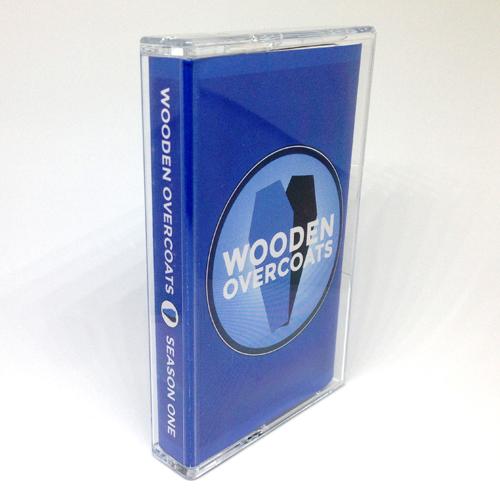 Wooden Overcoats USB Tape
