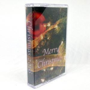 Christmas Tape Outside