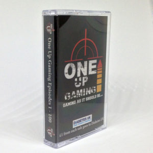 One Up Gaming Tape