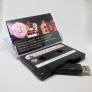 One Up Gaming USB Tape Open